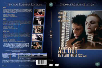 DVD cover of All Out